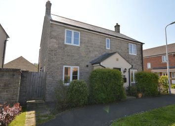 Thumbnail 4 bed detached house for sale in Turnock Gardens, West Wick, Weston-Super-Mare