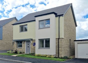 """Thumbnail 4 bedroom detached house for sale in """"The Canterbury"""" at Chard Road, Axminster"""