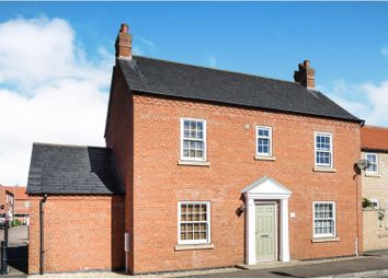 Thumbnail 3 bed detached house for sale in Bardney Road, Wragby