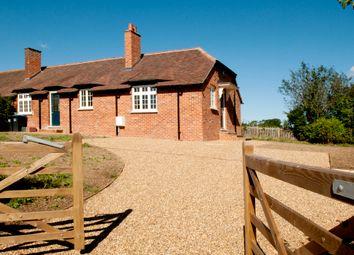 Thumbnail 3 bed semi-detached bungalow to rent in West End, Essendon, Hatfield