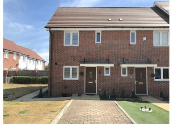 Thumbnail 2 bed end terrace house for sale in Lockwood Place, Dartford