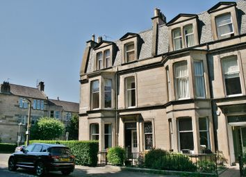Thumbnail 4 bed flat for sale in 19 (1F) Learmonth Gardens, Comely Bank, Edinburgh