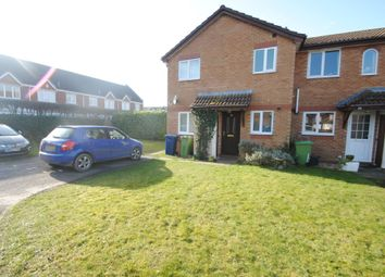 Thumbnail 1 bed end terrace house for sale in Chiltern Avenue, Bishops Cleeve, Cheltenham