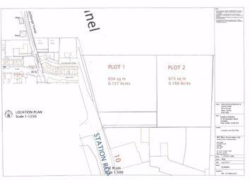 Land for sale in Station Road, Winchburgh, Broxburn EH52
