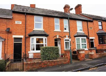 Thumbnail 4 bed town house for sale in Windsor Road, Evesham