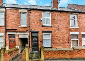 Thumbnail 2 bedroom terraced house for sale in Cresswell Road, Darnall, Sheffield