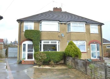 Thumbnail 3 bedroom semi-detached house for sale in Beverley Close, Chessington