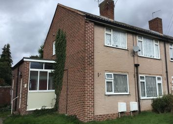 Thumbnail 1 bed flat for sale in Filey Close, Cannock