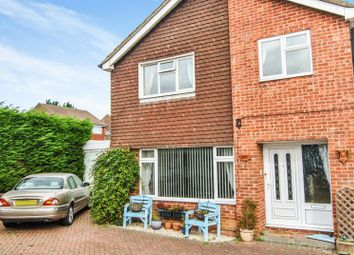 Thumbnail 4 bed detached house for sale in Ashley Drive, Gonerby Hill Foot, Grantham