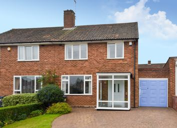 Thumbnail 3 bed semi-detached house for sale in Spiceland Road, Bournville Village Trust, Northfield