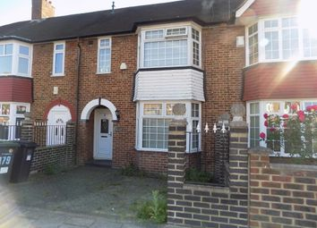 Thumbnail 4 bed terraced house for sale in South Park Crescent, Catford, London