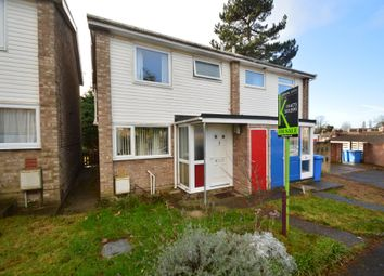 Thumbnail 3 bedroom semi-detached house for sale in North Hill Gardens, Ipswich