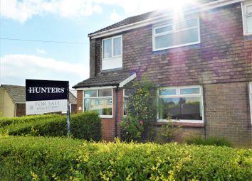 Thumbnail 3 bed semi-detached house for sale in Cedar Road, Stocksbridge, Sheffield