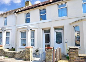 Thumbnail 2 bed terraced house for sale in Radnor Park Road, Folkestone, Kent