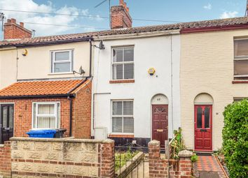 Thumbnail 2 bed terraced house for sale in Belvoir Street, Norwich