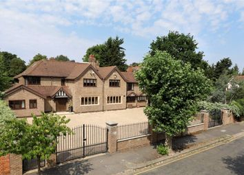 Thumbnail 8 bedroom detached house for sale in Parkside Gardens, Wimbledon