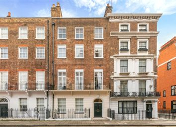 Thumbnail 4 bed maisonette for sale in Welbeck Street, Marylebone, London