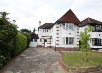 Thumbnail 3 bed detached house for sale in Kingsway, Petts Wood, Orpington