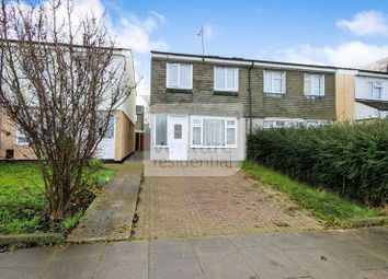 Thumbnail 3 bed semi-detached house for sale in Hockwell Ring, Luton