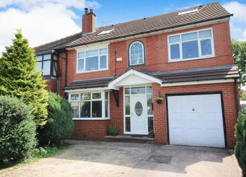 Thumbnail 5 bed semi-detached house for sale in Foulds Avenue, Bury