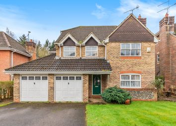 Blencowe Drive, Chandler's Ford, Eastleigh SO53. 4 bed detached house for sale