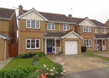 Thumbnail 4 bed detached house for sale in Gibson Close, Holdingham, Sleaford
