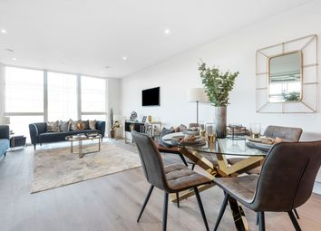 Thumbnail 2 bed flat for sale in Norman Road, London
