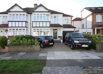 Thumbnail 5 bed semi-detached house for sale in Gresham Avenue, London