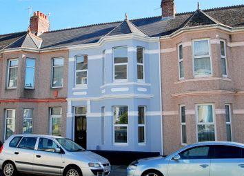 Thumbnail 3 bedroom terraced house to rent in Beaumont Road, St. Judes, Plymouth
