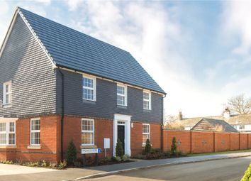 Thumbnail 4 bed detached house for sale in Braishfield Road, Romsey, Hampshire