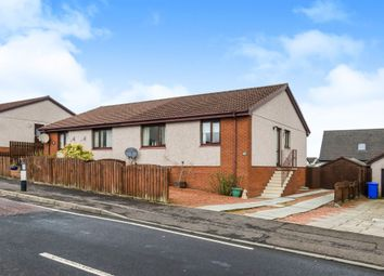 Thumbnail 2 bed semi-detached bungalow for sale in Watson Terrace, Drongan, Ayr