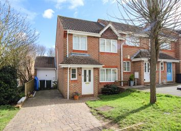 Thumbnail 2 bed semi-detached house for sale in Broadlands, Sturry, Canterbury