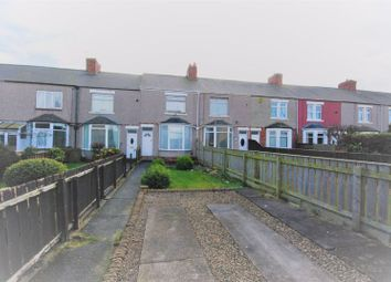 2 bed terraced house for sale in Third Avenue, Ashington NE63