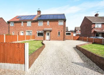 Thumbnail 3 bed semi-detached house for sale in Green Avenue, Barnton, Northwich