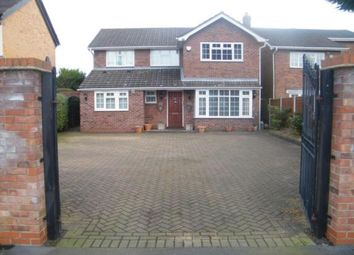 Thumbnail 6 bed detached house for sale in Chester Road, Winsford, Cheshire