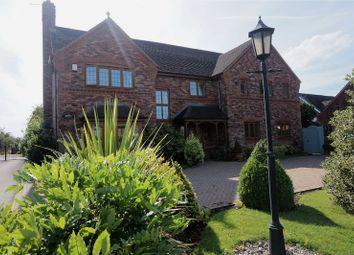 Thumbnail 5 bed detached house for sale in Gayton, Stafford