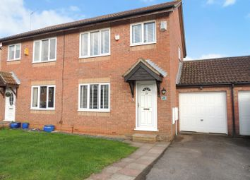 3 bed semi-detached house for sale in Moor Croft Drive, Longwell Green, Bristol BS30