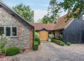 Thumbnail 4 bed barn conversion for sale in Grove Lane, Holt