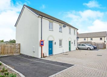 Thumbnail 3 bed semi-detached house for sale in Camborne, Cornwall, United Kingdom