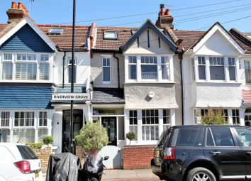 Thumbnail 4 bed property to rent in Riverview Grove, Chiswick