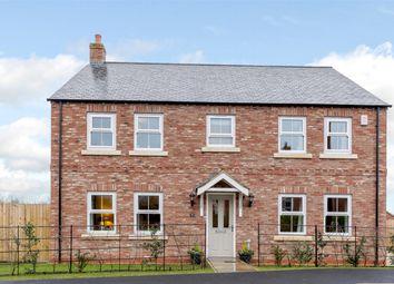 Thumbnail 5 bed detached house for sale in South Back Lane, Stillington, York