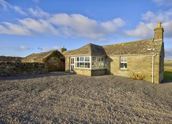 Thumbnail 2 bed cottage for sale in Blakkbanks, Eday, Orkney