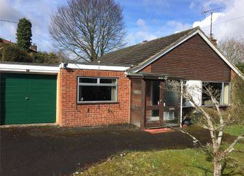 Thumbnail 3 bedroom detached bungalow for sale in Poulton Crescent, Marlborough, Wiltshire