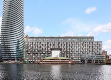 Thumbnail 1 bed flat to rent in North Boulevard, Baltimore Wharf, Canary Wharf