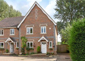 Thumbnail 3 bed semi-detached house for sale in Alder Mews, Sindlesham, Wokingham