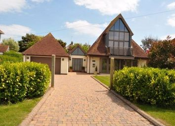 Thumbnail 4 bed detached house for sale in Cooden Sea Road, Cooden, Bexhill-On-Sea