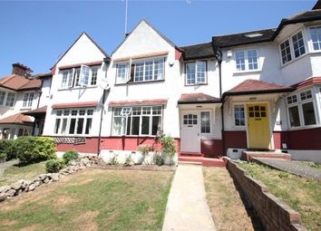 Thumbnail 3 bed terraced house to rent in Hamilton Way, Finchley, London