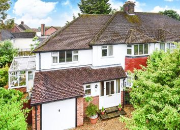 Thumbnail 4 bed semi-detached house for sale in Grundy Crescent, Kennington, Oxford