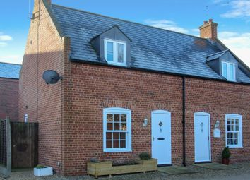 Thumbnail 2 bed semi-detached house for sale in Beekens Yard, North Street, Crowland, Peterborough