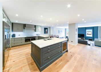 Thumbnail 2 bedroom flat for sale in Keepier Wharf, 12 Narrow Street, Limehouse, London